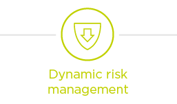 Dynamic risk management